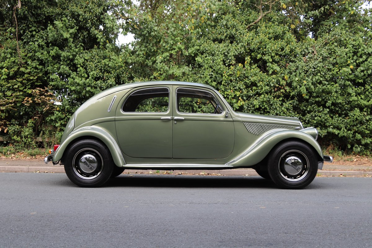 1938 Lancia Aprilia -  UK RHD For Sale (picture 7 of 19)