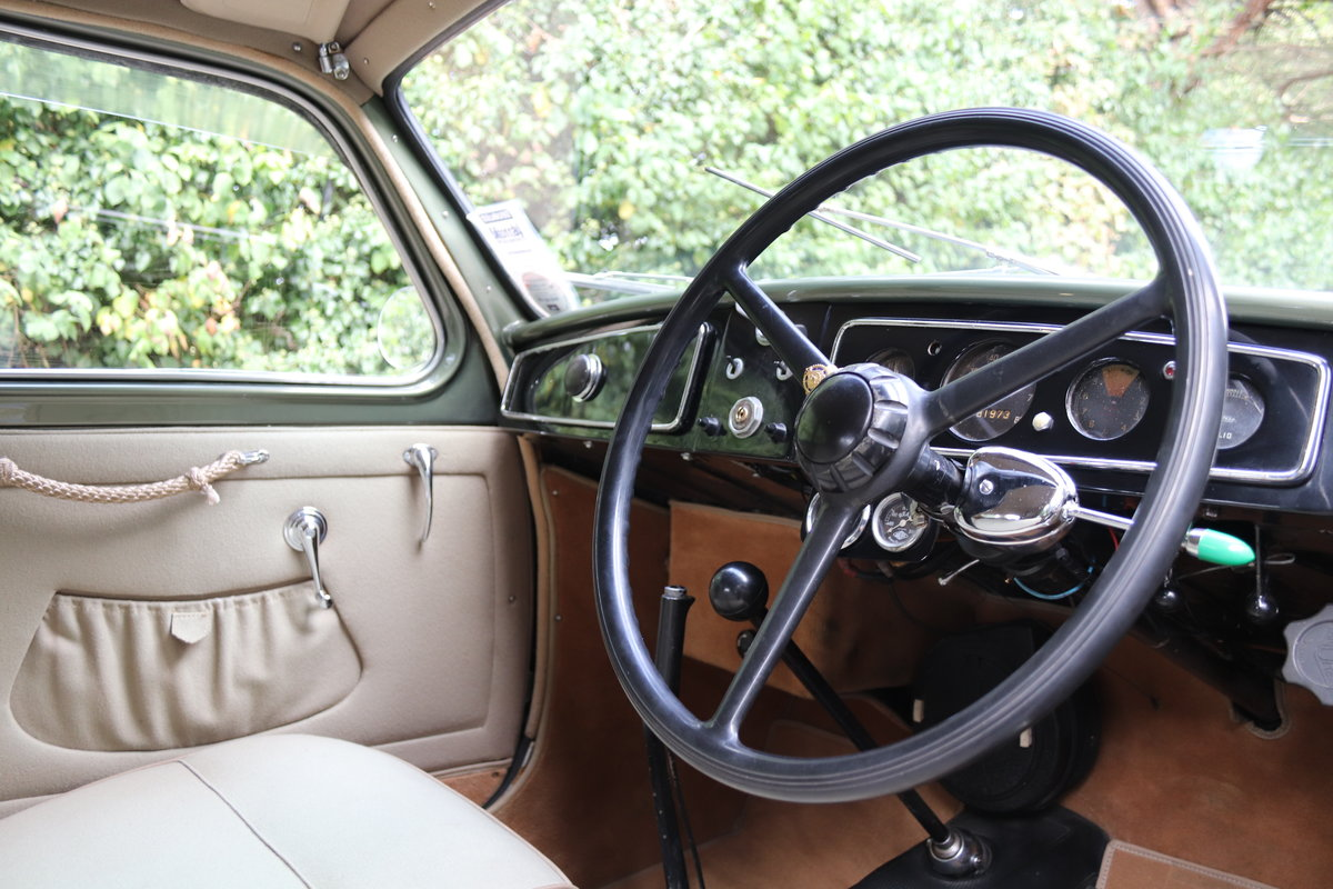 1938 Lancia Aprilia -  UK RHD For Sale (picture 8 of 19)