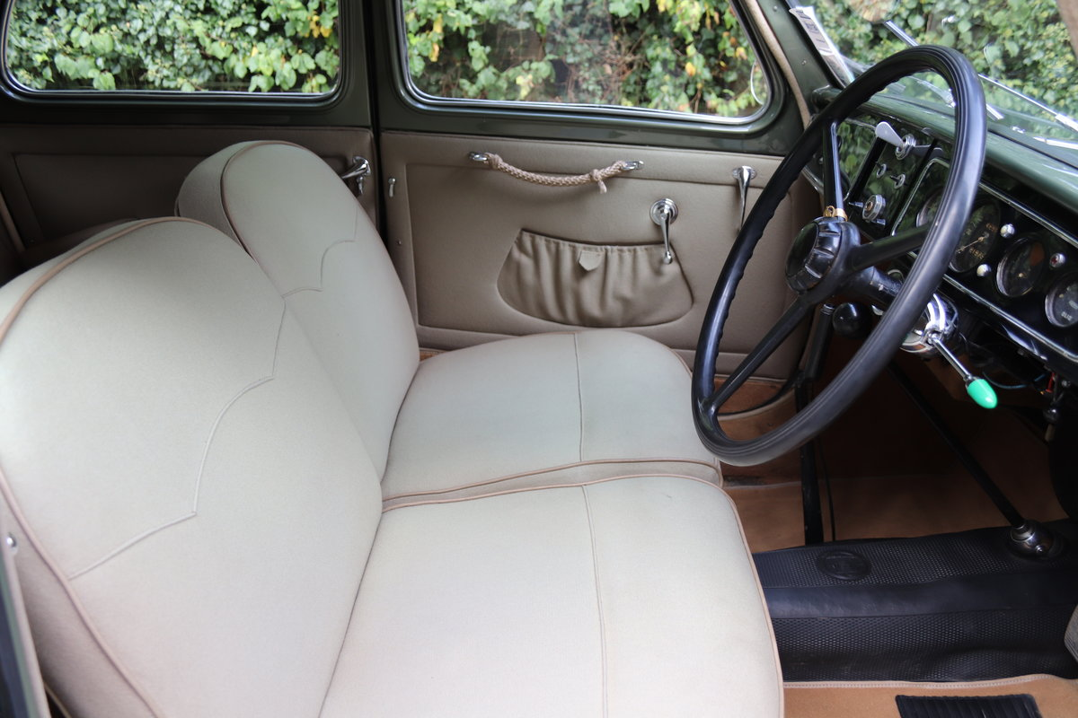 1938 Lancia Aprilia -  UK RHD For Sale (picture 9 of 19)