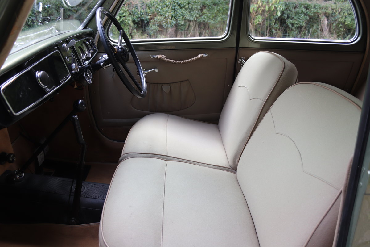 1938 Lancia Aprilia -  UK RHD For Sale (picture 12 of 19)