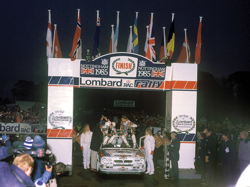 1985 Lancia Delta S4 Rally  For Sale by Auction (picture 2 of 6)