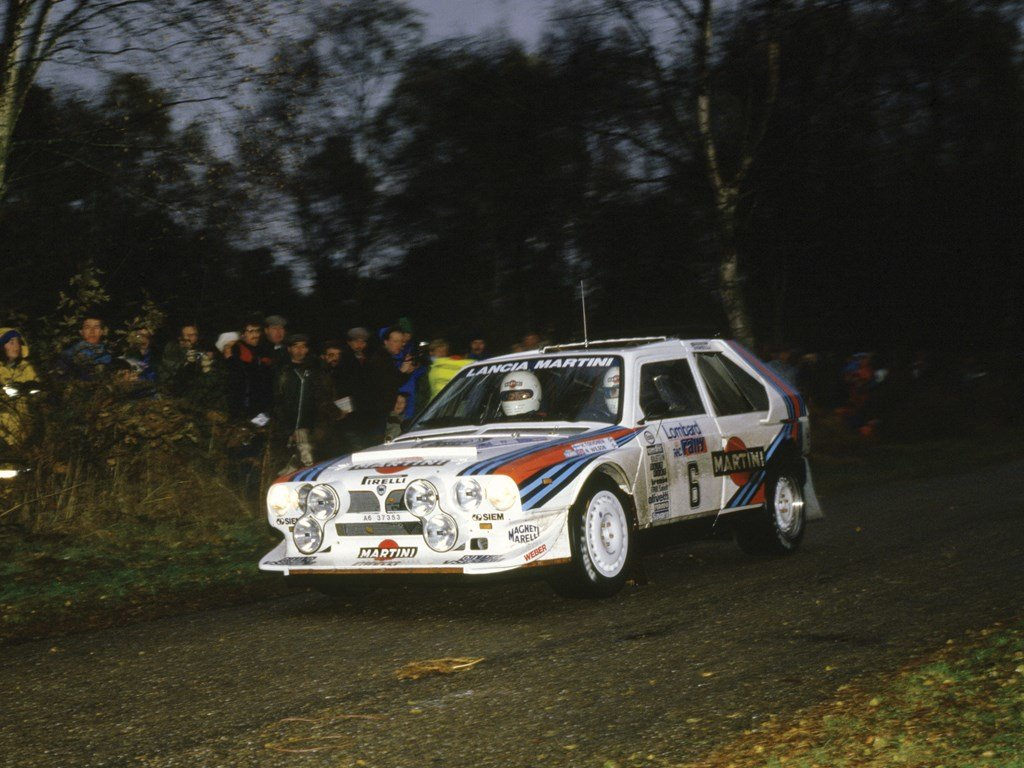 1985 Lancia Delta S4 Rally  For Sale by Auction (picture 3 of 6)