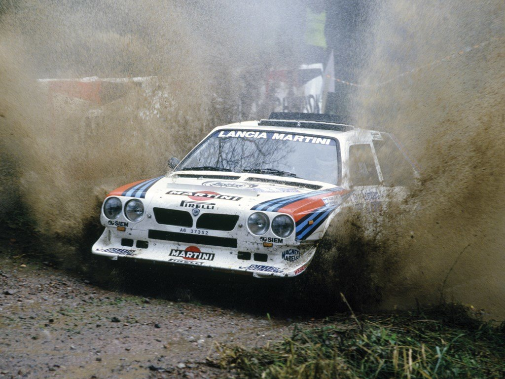 1985 Lancia Delta S4 Rally  For Sale by Auction (picture 5 of 6)