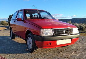 1990 Lancia y10. lovely example LHD