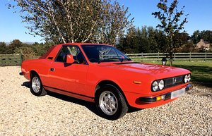 1980 LANCIA BETA 2000 ZAGATO SPIDER  - JUST 34000 MILES - SUPERB For Sale