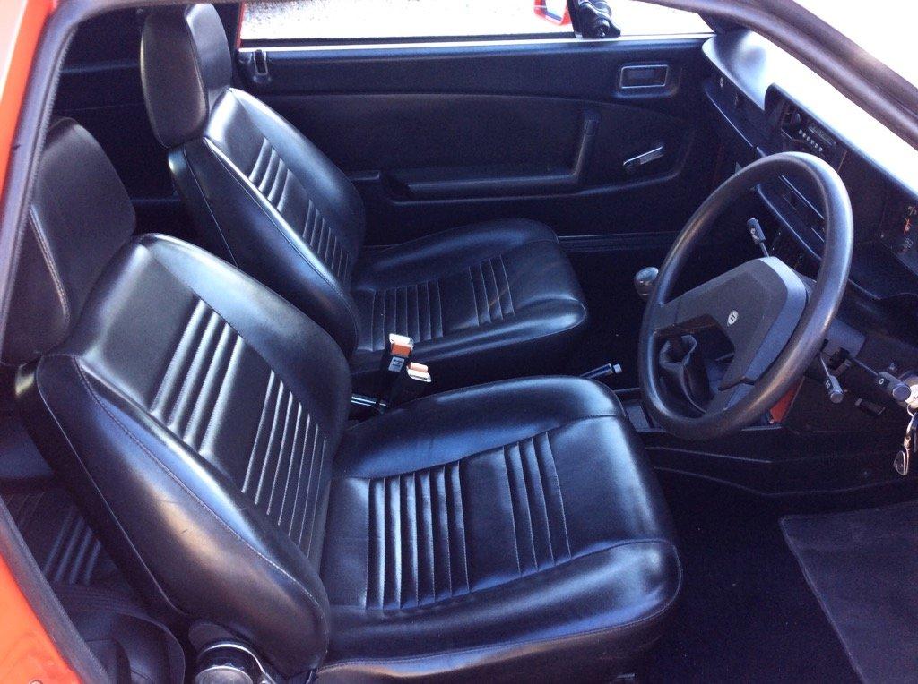 1980 LANCIA BETA 2000 ZAGATO SPIDER  - JUST 34000 MILES - SUPERB For Sale (picture 3 of 6)