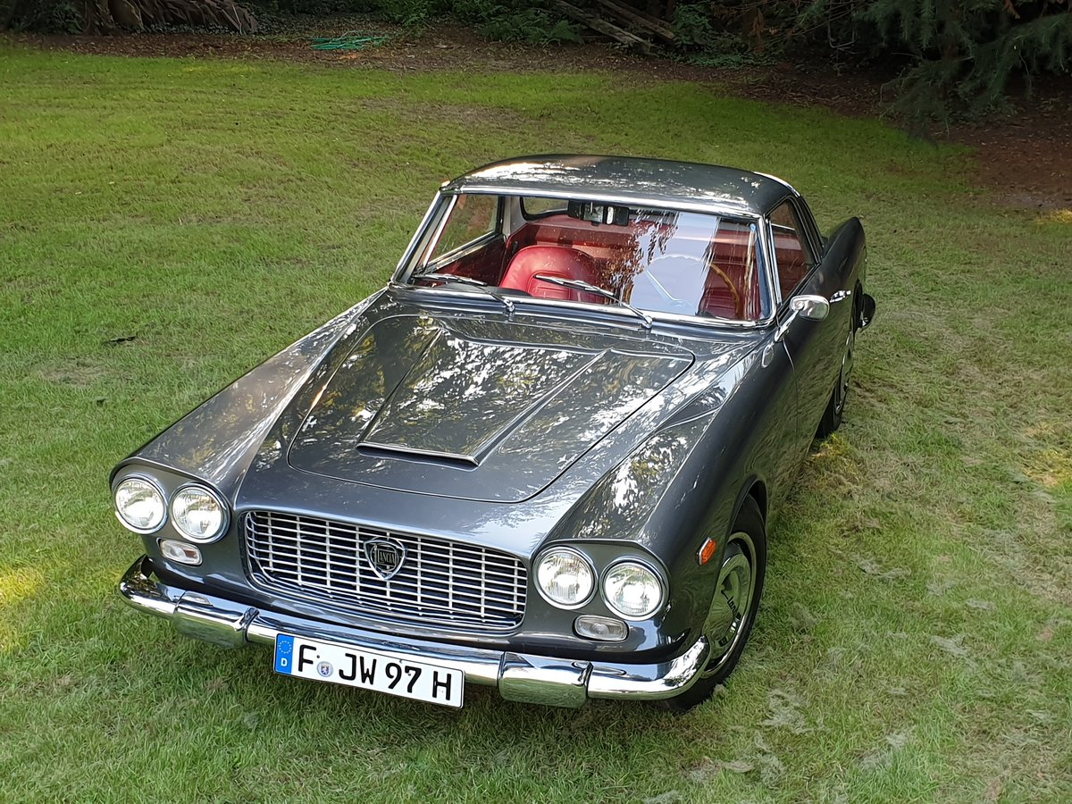 1960 Lancia Flaminia GT 2.5 Touring Superleggera SOLD (picture 1 of 6)