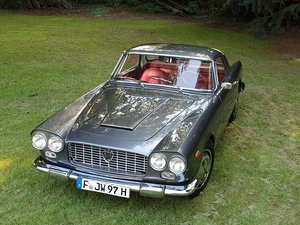 1960 Lancia Flaminia GT 2.5 Touring Superleggera For Sale