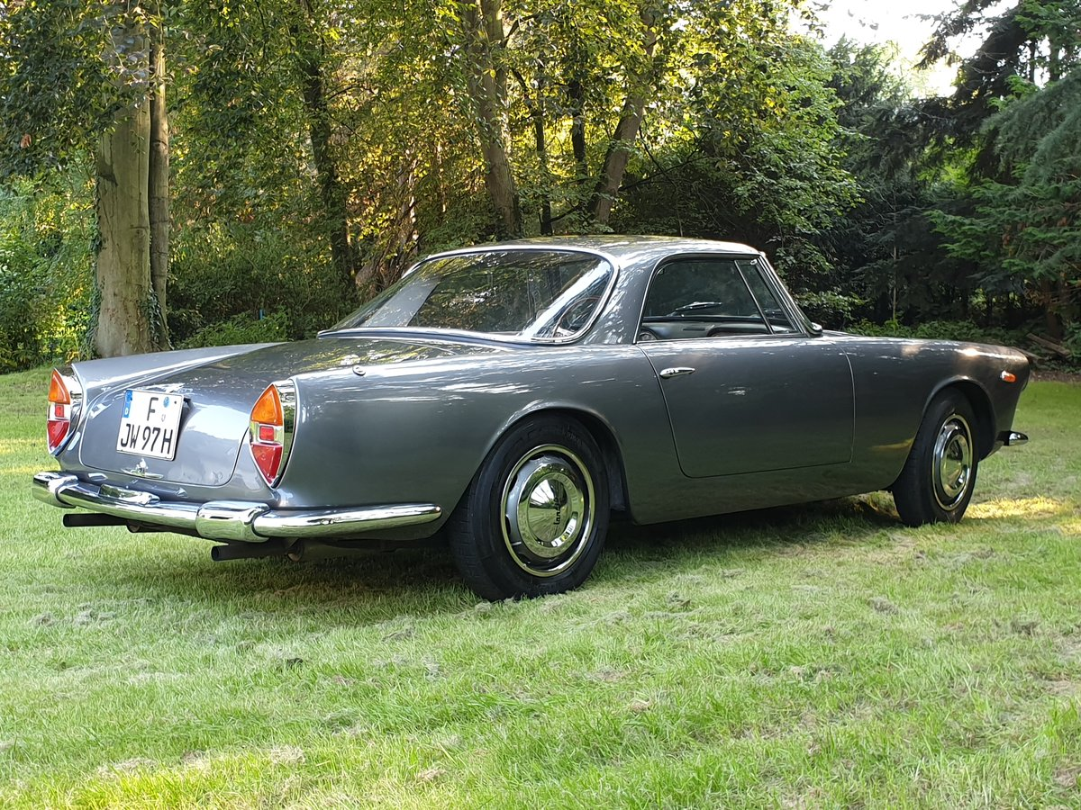 1960 Lancia Flaminia GT 2.5 Touring Superleggera SOLD (picture 4 of 6)