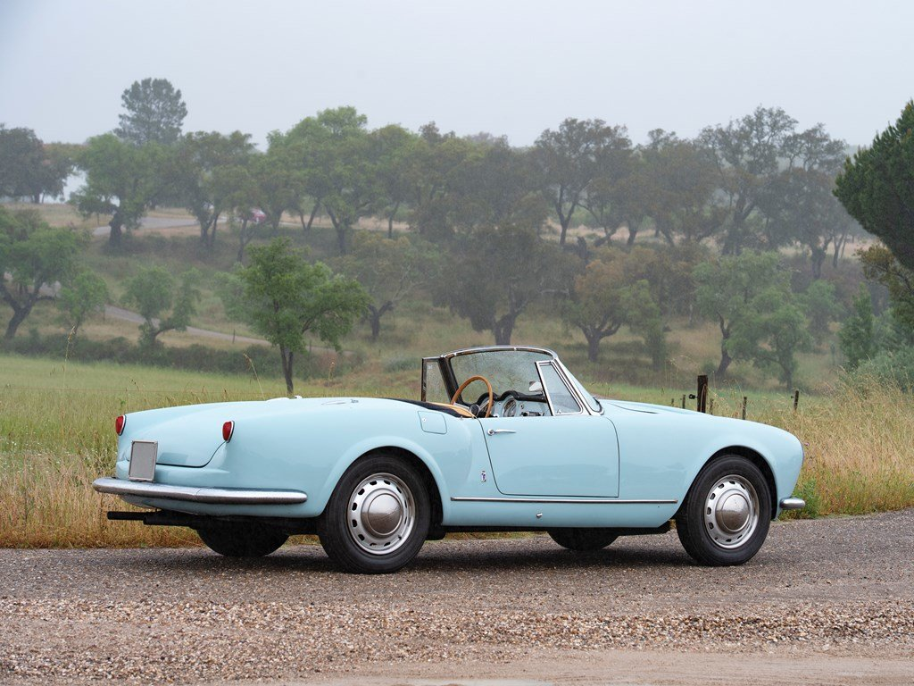 1956 Lancia Aurelia B24S Convertible by Pinin Farina For Sale by Auction (picture 2 of 6)