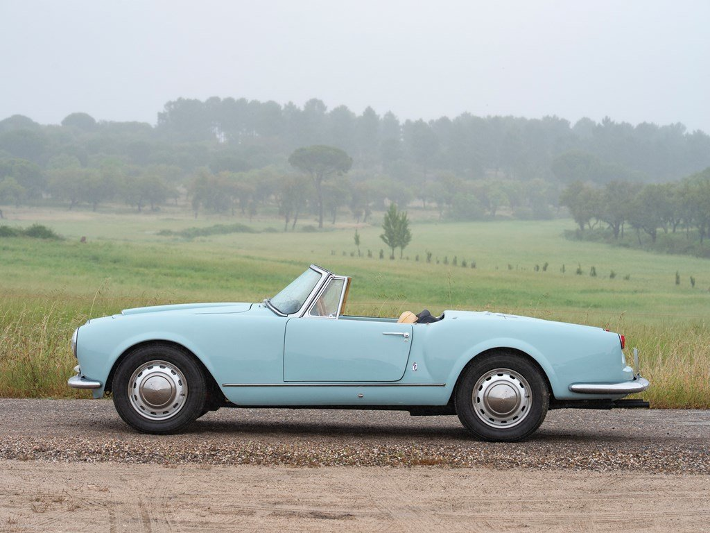 1956 Lancia Aurelia B24S Convertible by Pinin Farina For Sale by Auction (picture 5 of 6)