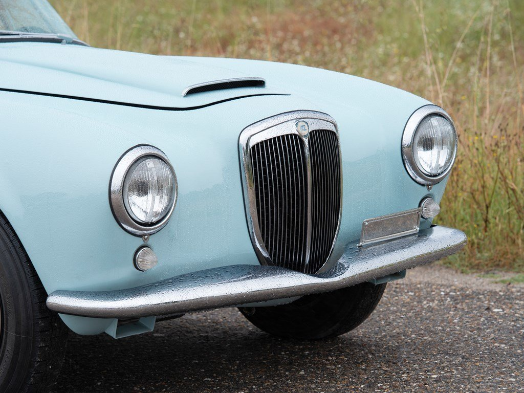 1956 Lancia Aurelia B24S Convertible by Pinin Farina For Sale by Auction (picture 6 of 6)