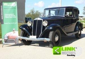 Lancia Augusta 1200 Lusso 1936