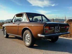 1975 Lancia Fulvia Coupe - 1 owner!, Original Paint! Time Warp!