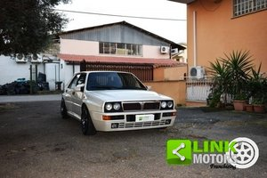 1994 Lancia Delta Turbo 16V HF Integrale E.s. UNIPROPRIETARIO For Sale