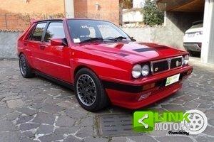 1989 Lancia Delta Turbo 16V HF Integrale PERFETTA **motore nuovo For Sale