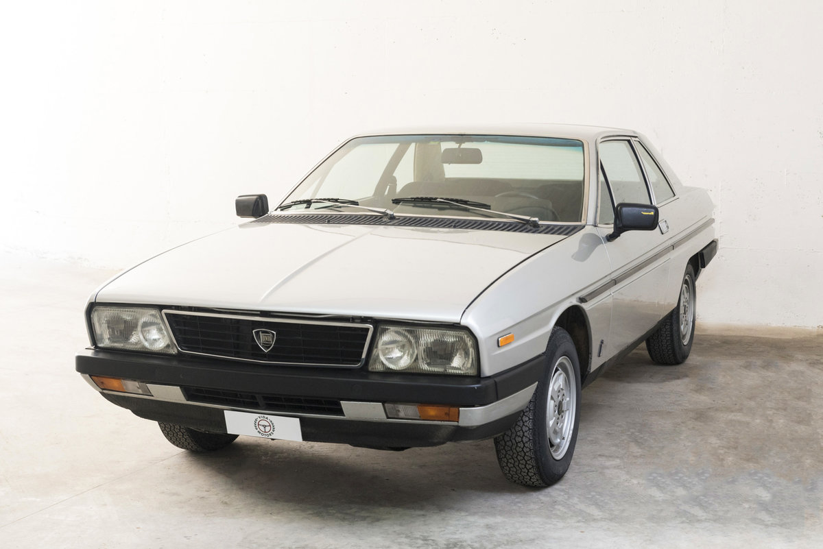 1979 Lancia Gamma Coupè 2.5 *One Owner * Completely Original *  For Sale (picture 1 of 6)