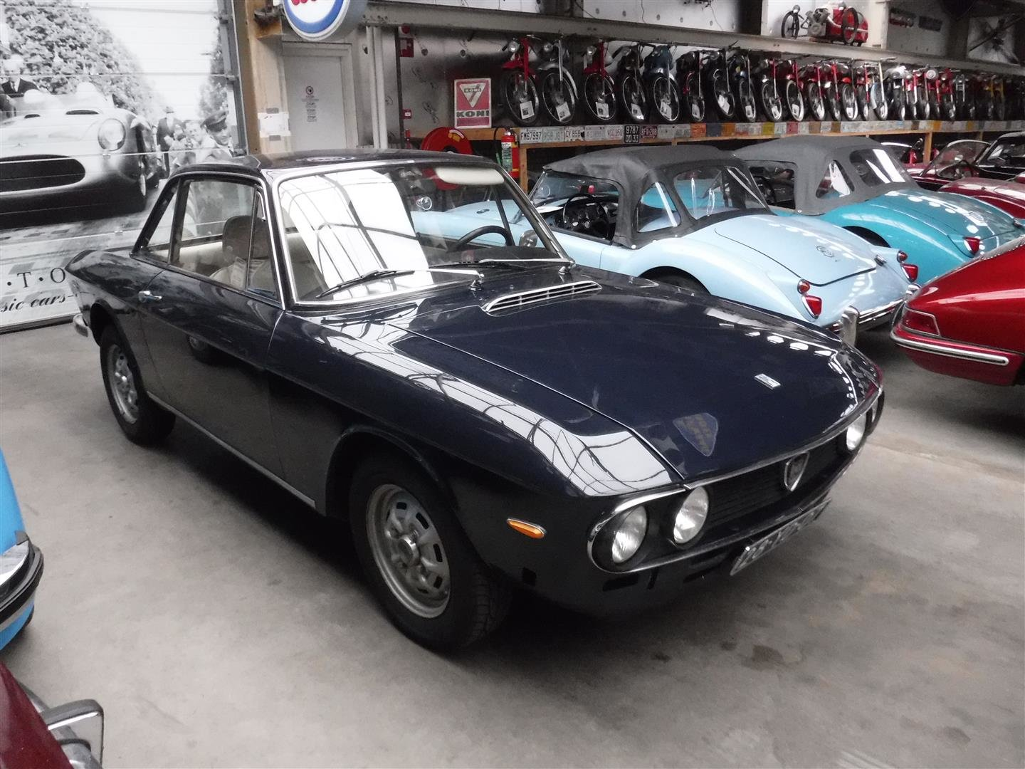 1974 Very nice Lancia Fulvia 1.3 S '74 For Sale (picture 1 of 6)