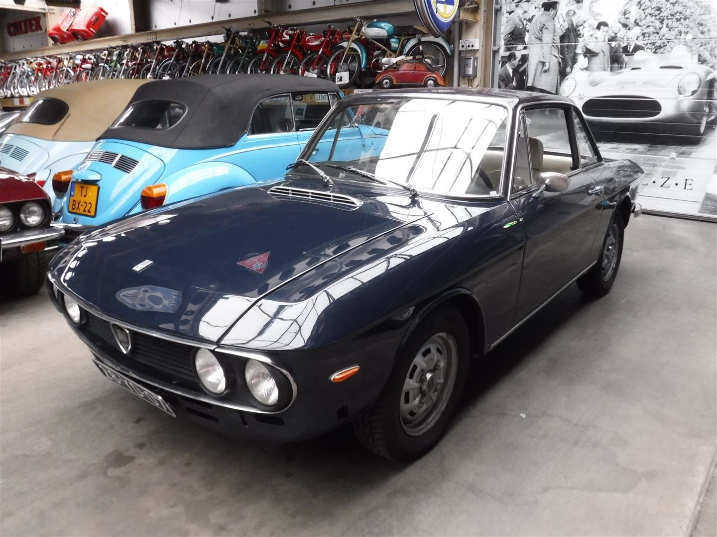 1974 Very nice Lancia Fulvia 1.3 S '74 For Sale (picture 2 of 6)