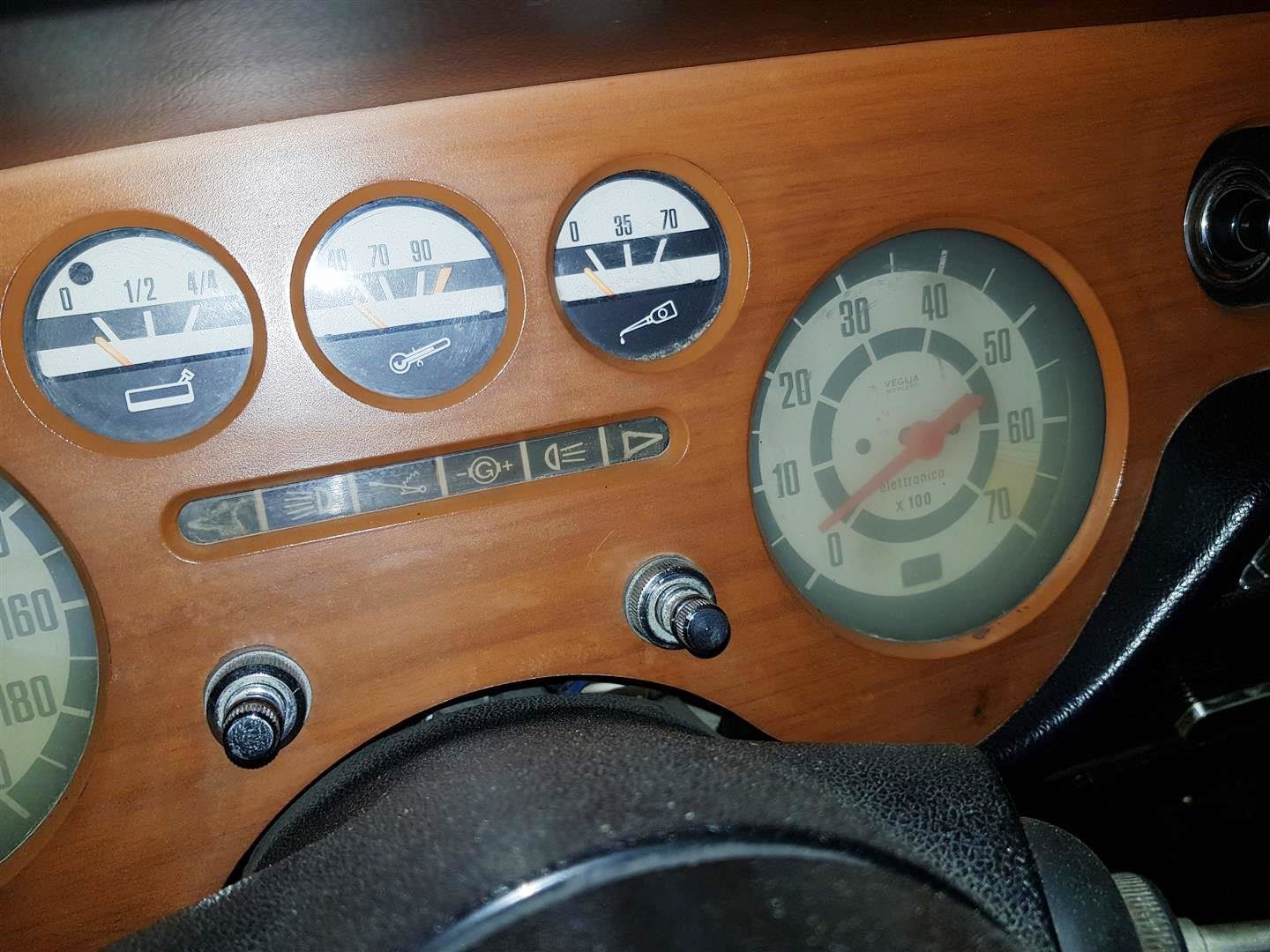 1974 Very nice Lancia Fulvia 1.3 S '74 For Sale (picture 4 of 6)