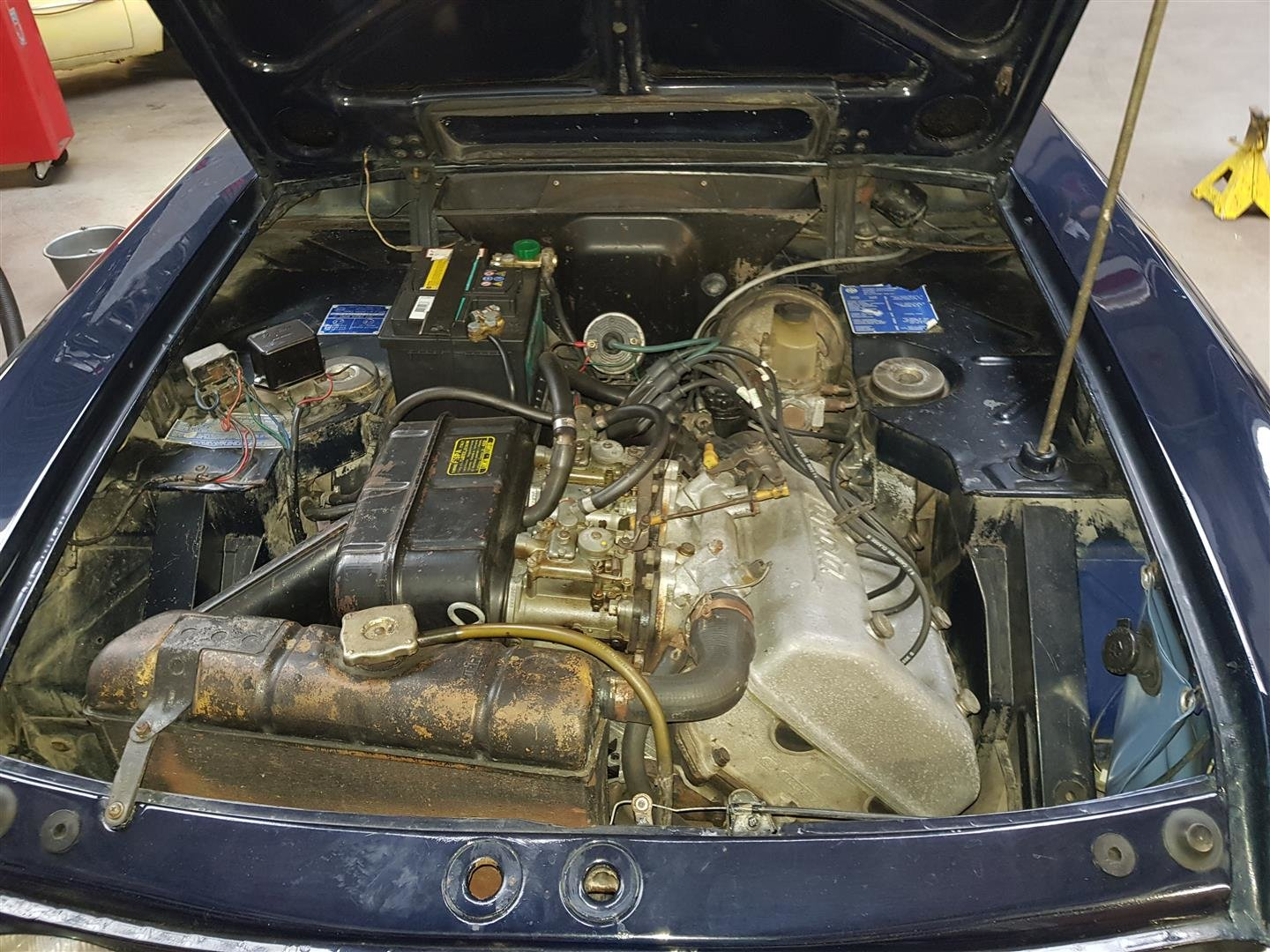 1974 Very nice Lancia Fulvia 1.3 S '74 For Sale (picture 5 of 6)