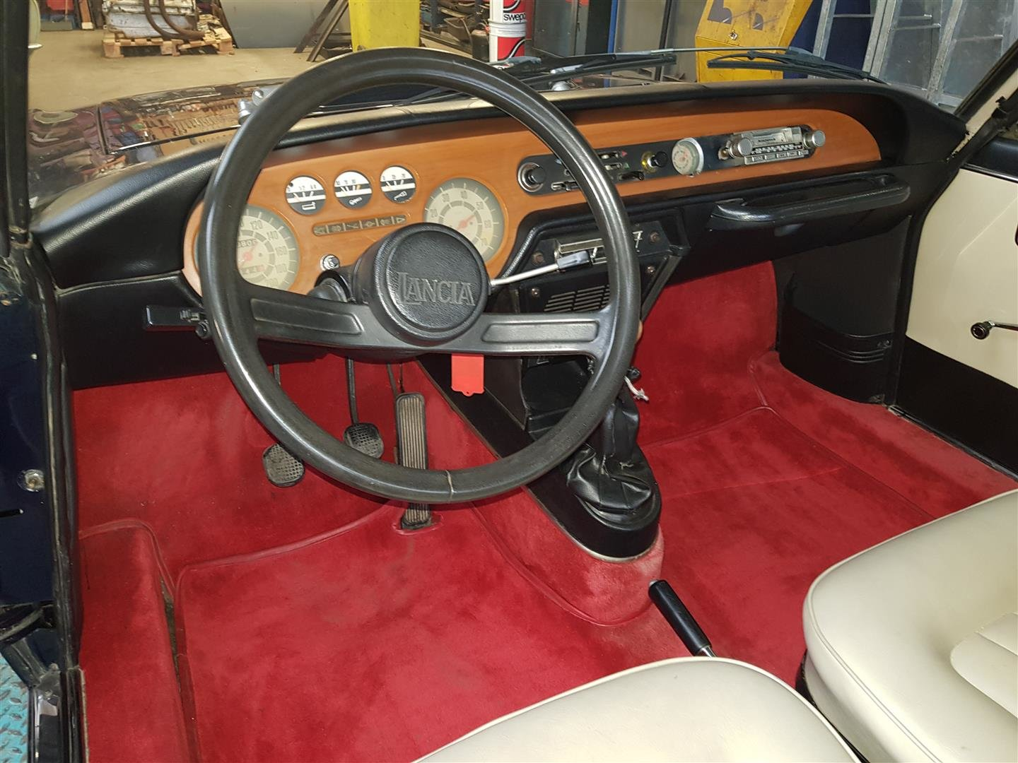 1974 Very nice Lancia Fulvia 1.3 S '74 For Sale (picture 6 of 6)