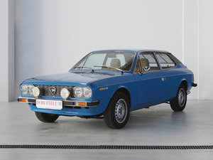 1977 Lancia Beta HPE 1600 (ohne Limit/ no reserve)