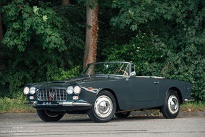 1960 LANCIA FLAMINIA TOURING CONVERTIBLE SERIES I For Sale