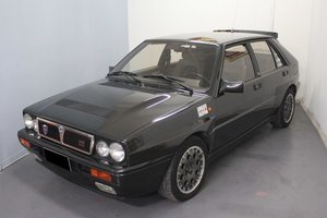 1990 Lancia Delta HF Turbo Integrale 16v