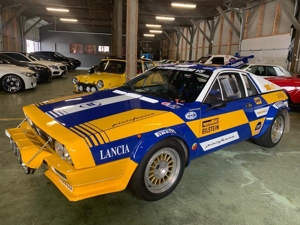 1977 Lancia Beta Montecarlo Groupe 4 For Sale (picture 1 of 6)