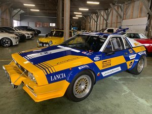 1977 Lancia Beta Montecarlo Groupe 4 For Sale