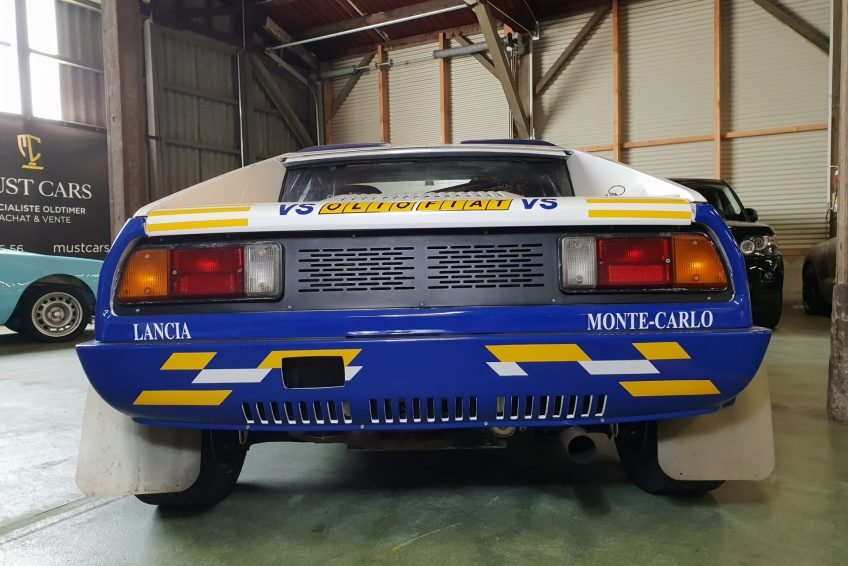 1977 Lancia Beta Montecarlo Groupe 4 For Sale (picture 3 of 6)