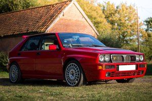 1993 Lancia-Delta-Integrale-Evo-2-Massive history file For Sale