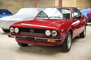 1981 Lancia Beta Coupe