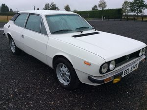 1979 Lancia beta 2.0 hpe - uk reg, mot 09/2020