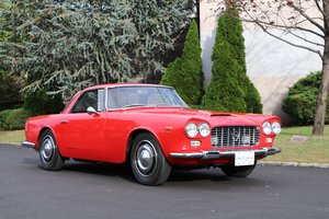 Beautiful 1961 Lancia Flaminia GT by Touring Coupé   SOLD