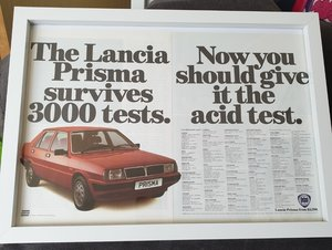 Picture of 1984 Original Lancia Prisma