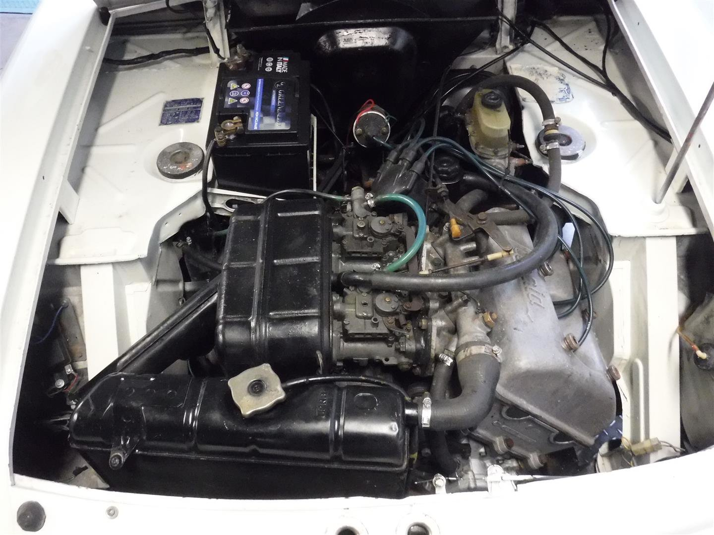 1970 Lancia Fulvia 1.3S '70 For Sale (picture 3 of 6)