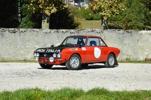 1973 - Lancia Fulvia 1600 HF For Sale by Auction