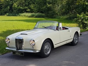 1957 Lancia Aurelia B24 S Convertibile, matching numbers/colours For Sale