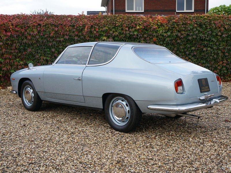1966 Lancia Flavia 1800 iniezione Sport Zagato only 32 made For Sale (picture 2 of 6)