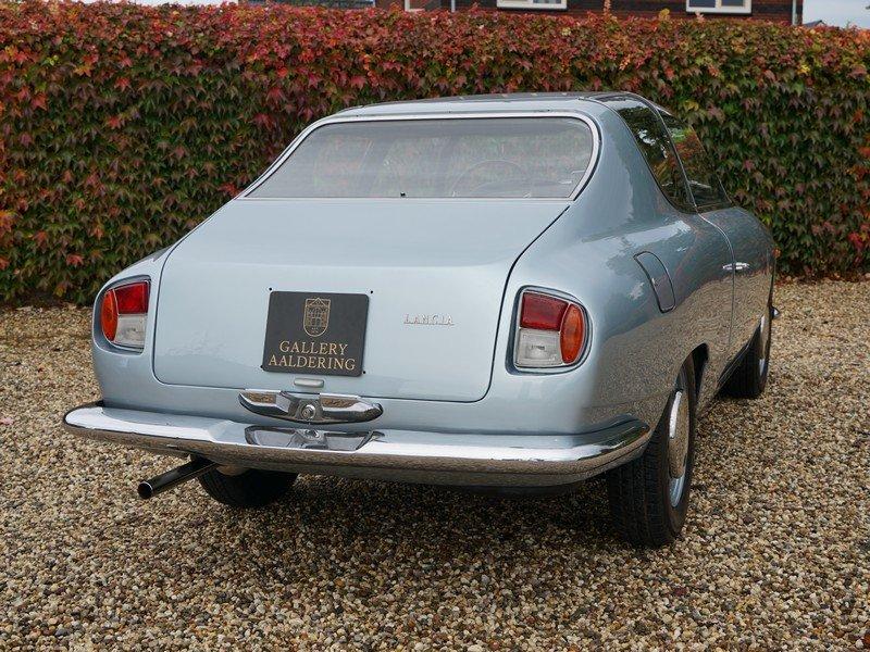 1966 Lancia Flavia 1800 iniezione Sport Zagato only 32 made For Sale (picture 6 of 6)