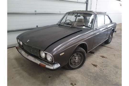 1972 72 lancia gt 2000 pinafarina barn find needs restoration For Sale (picture 1 of 5)
