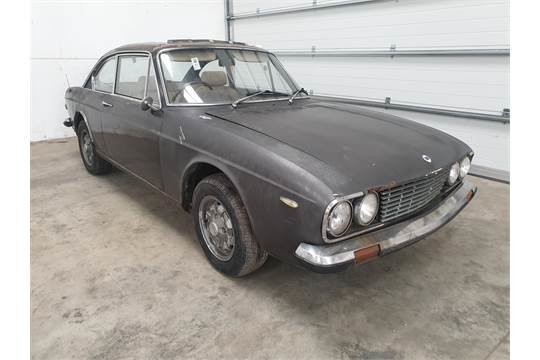 1972 72 lancia gt 2000 pinafarina barn find needs restoration For Sale (picture 5 of 5)