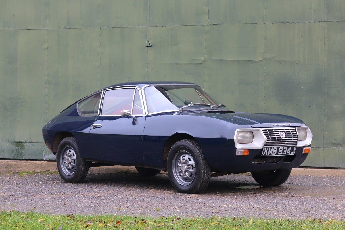 1971,UK RHD LANCIA FULVIA SPORT ZAGATO 1.3S SOLD (picture 1 of 6)