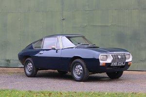 1971,UK RHD LANCIA FULVIA SPORT ZAGATO 1.3S SOLD