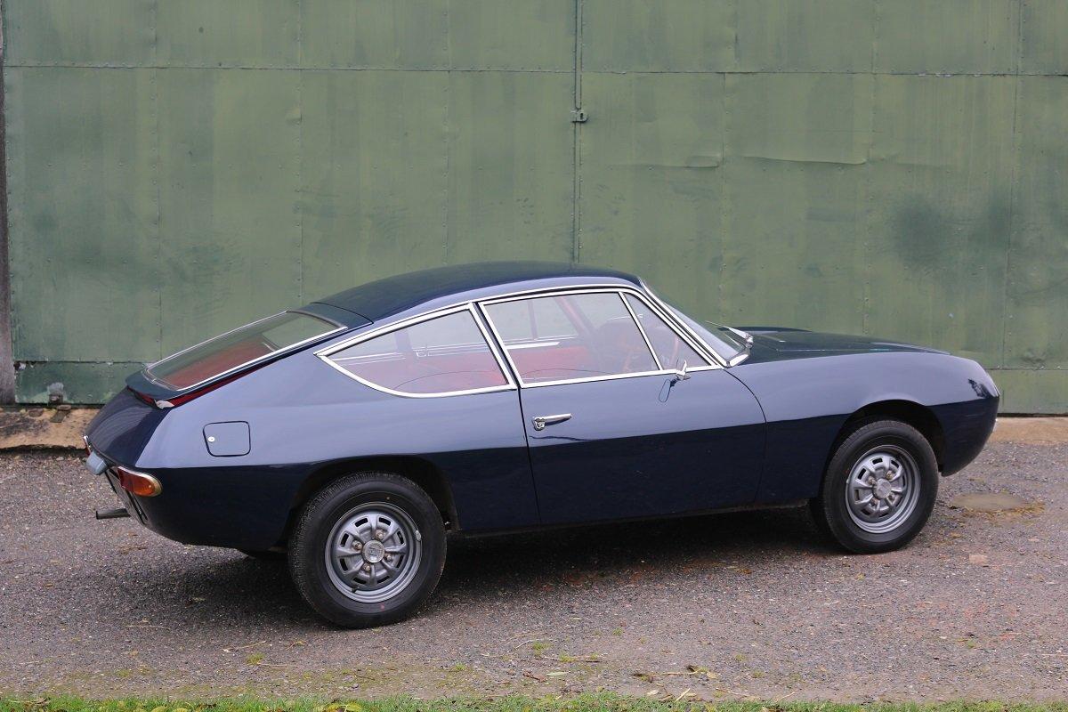 1971,UK RHD LANCIA FULVIA SPORT ZAGATO 1.3S SOLD (picture 2 of 6)