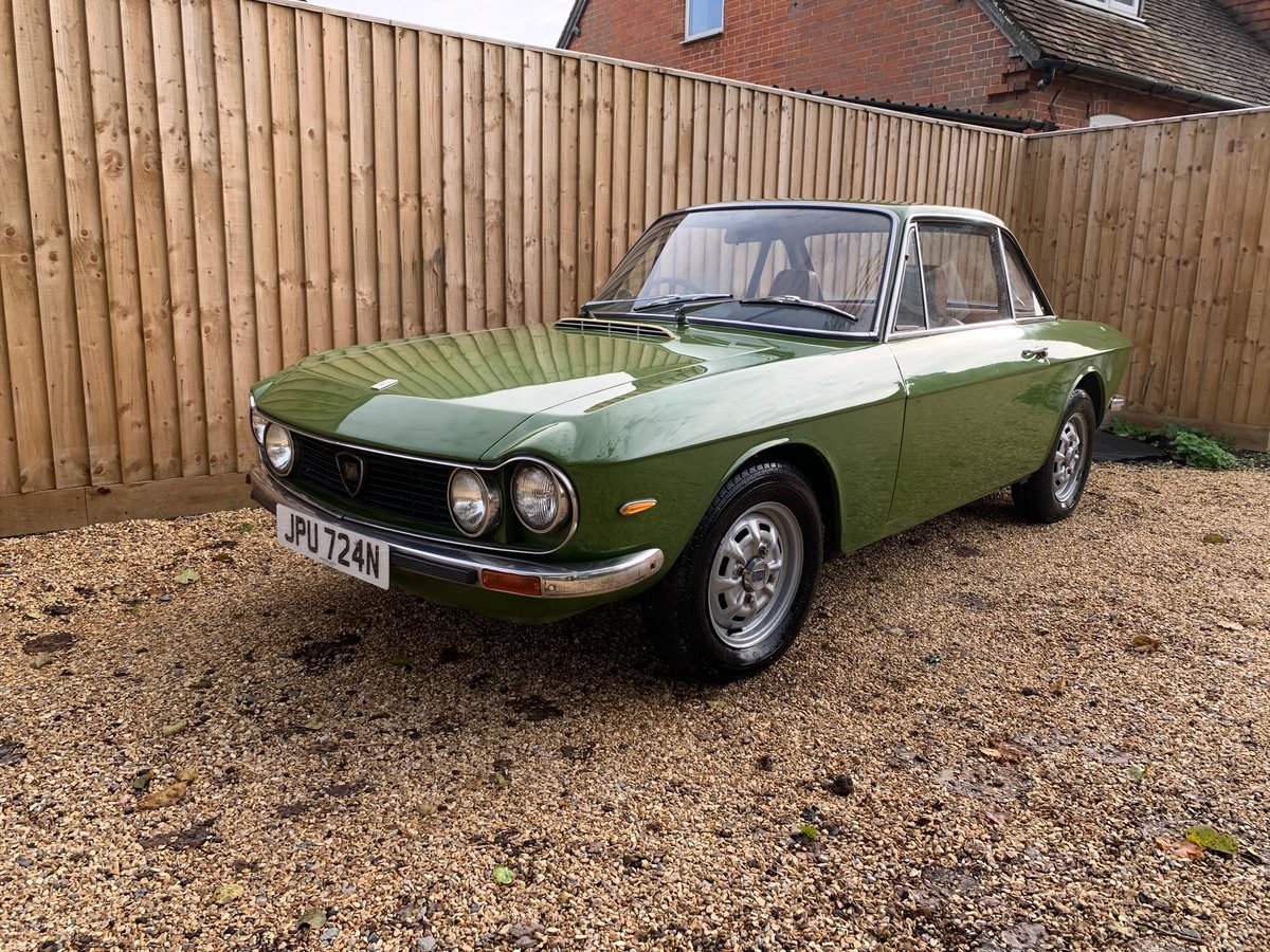 1975 Lancia Fulvia RHD for sale  For Sale (picture 1 of 6)