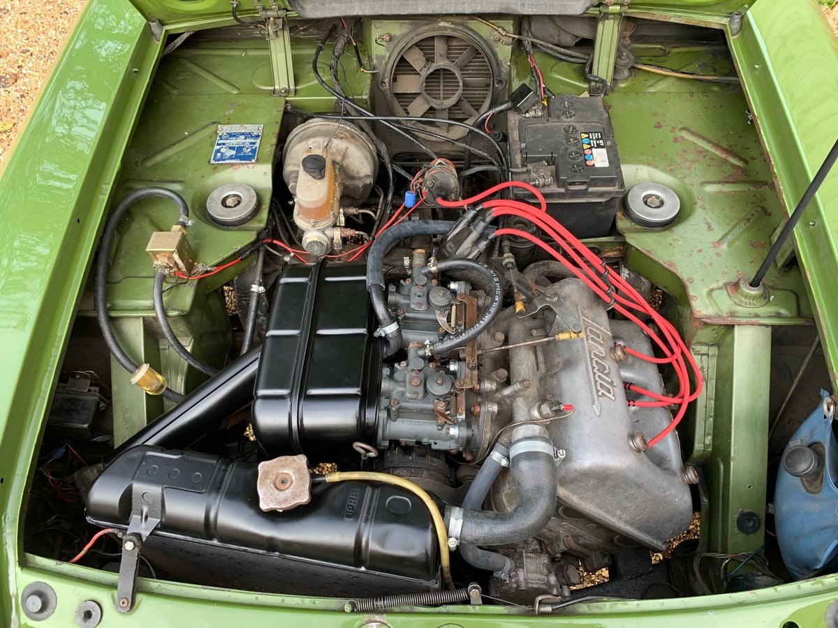 1975 Lancia Fulvia RHD for sale  For Sale (picture 2 of 6)