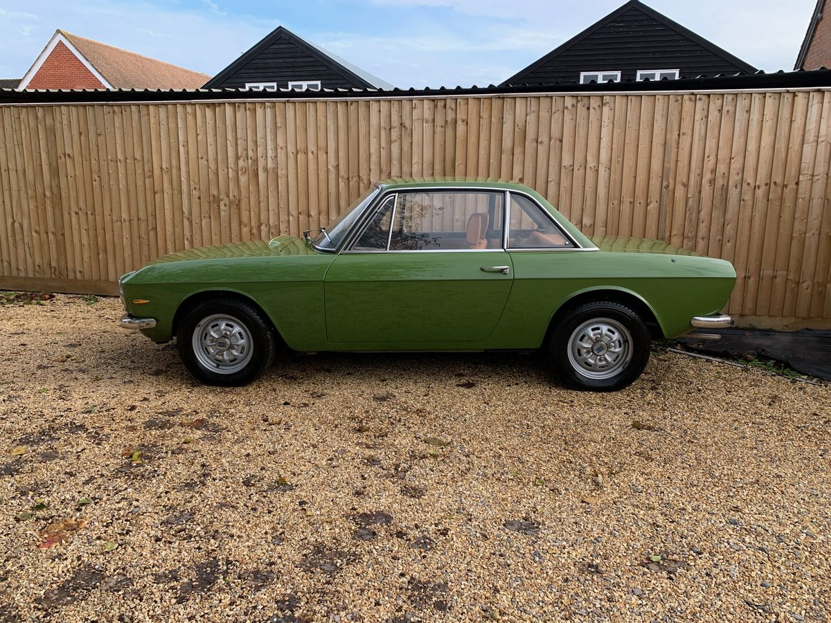 1975 Lancia Fulvia RHD for sale  For Sale (picture 5 of 6)